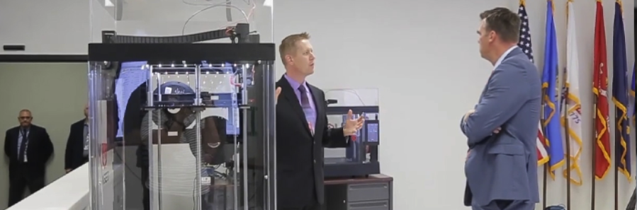Raise3D printers are helping Boeing provide new technology to the state of Oklahoma.