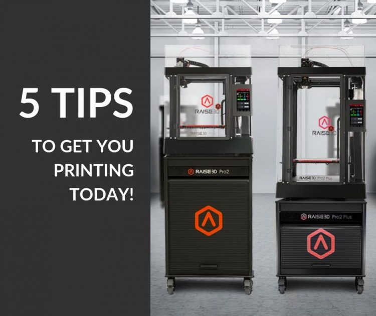 How to Start 3D Printing with Raise3D Pro2 Series