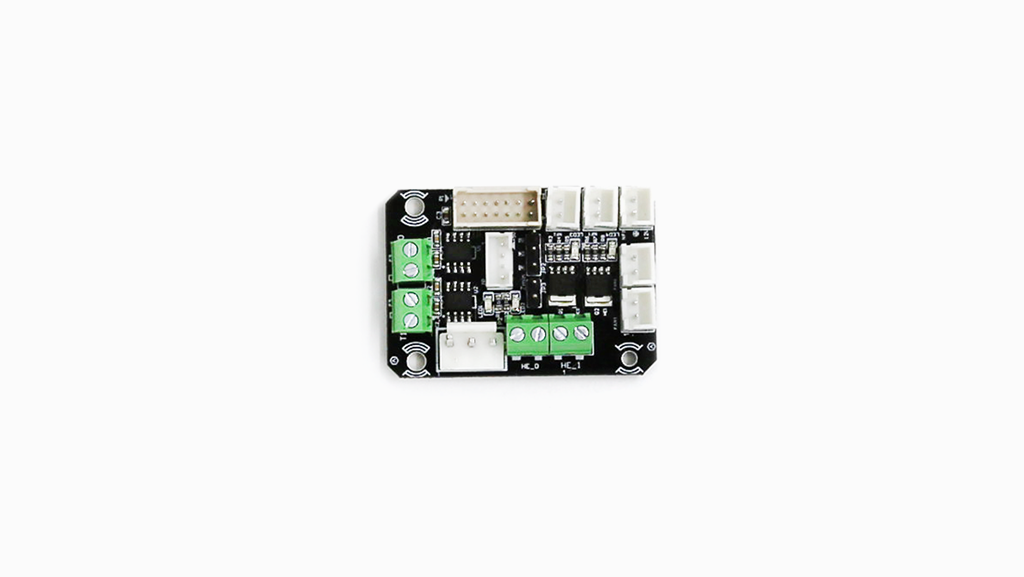 Extruder Connection Board (Pro2 Series Only)