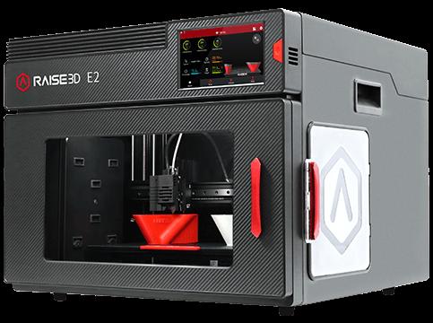 the E2 desktop 3D Printer by Raise3D