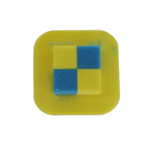 Pro2 Series 3D Printed Dual Color Cube