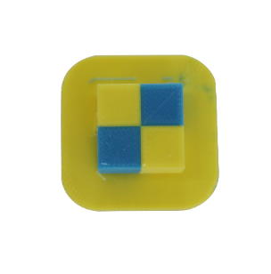 Pro2 Series Color Cube Gap Check