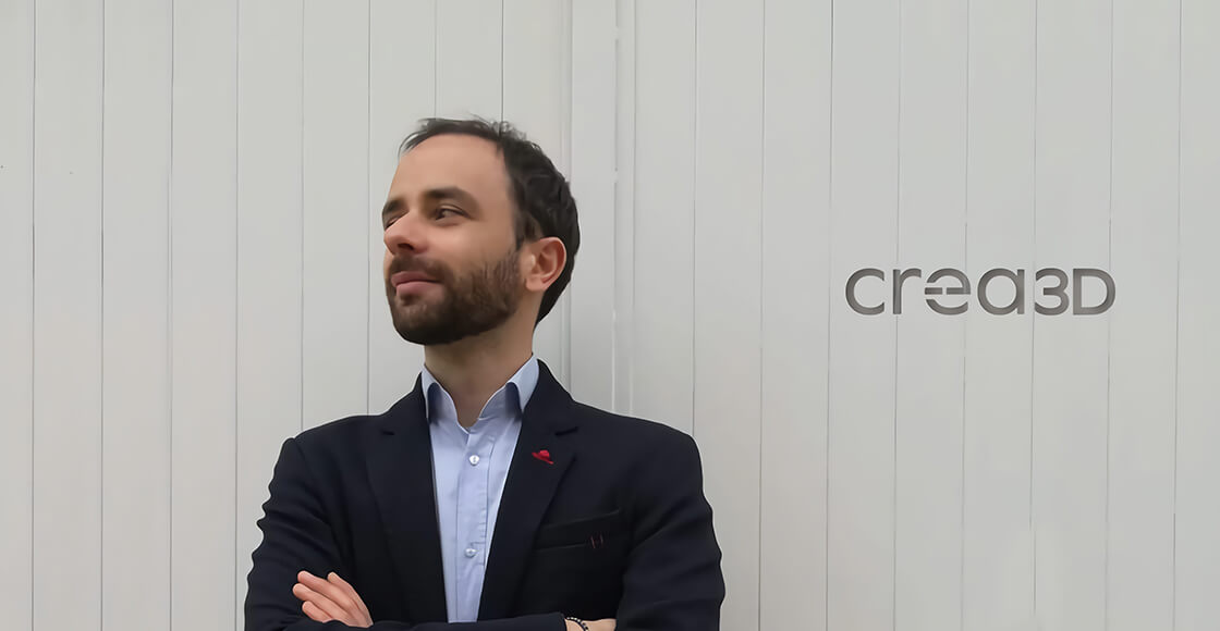CREA 3D SRL: Sales Partner in Italy