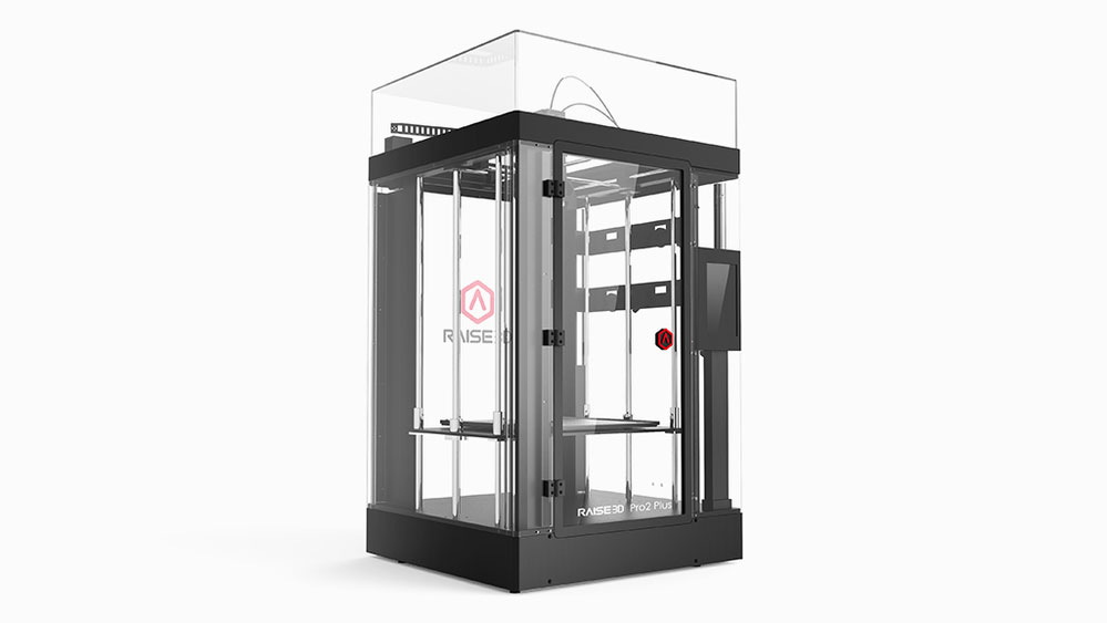 The Pro 2 Plus from Raise3D is a Large Format 3D Printer with ISO Certifications