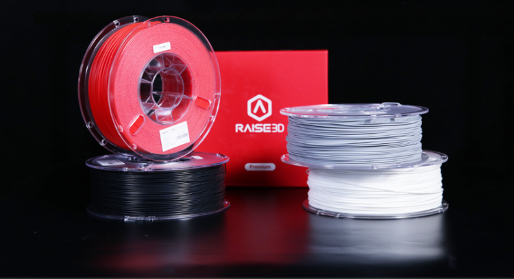 3D Printer Filament from Raise3D