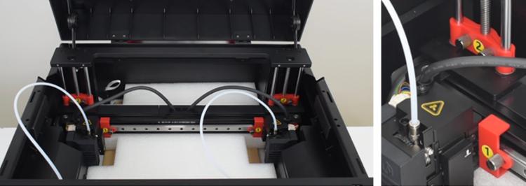 E2 3D Printer X Axis