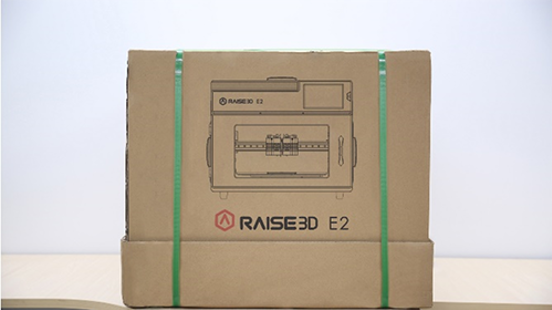 Raise3D E2 Box