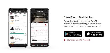 RaiseCloud Mobile App