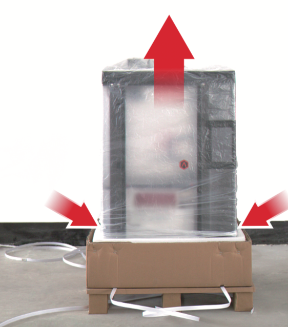 Remove 3D Printer from Packaging