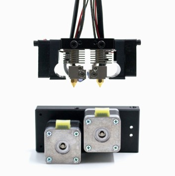 Dual Extruder Upgrade Assembly_For N Series