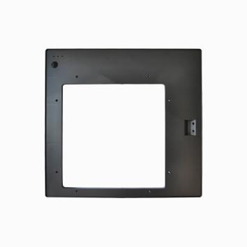 Pro2 Black Plastic Top Brim_For Pro2 Series