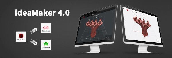 Raise3D Announces the Launch of ideaMaker 4.0