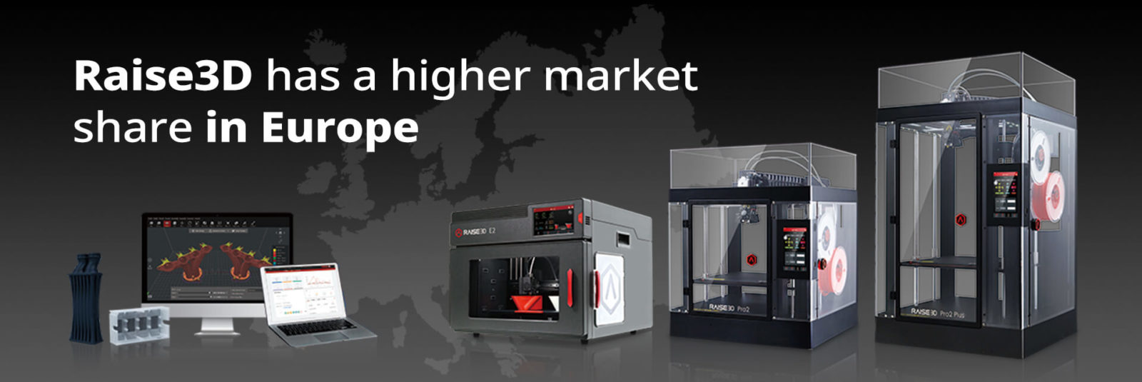 Raise3D and Its Distributor OKM3D Conquer European Market