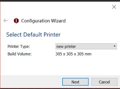 Finish the Configuration Wizard