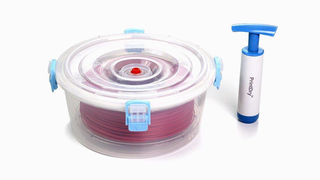 3D Printer Accessory PrintDry Vacuum Container