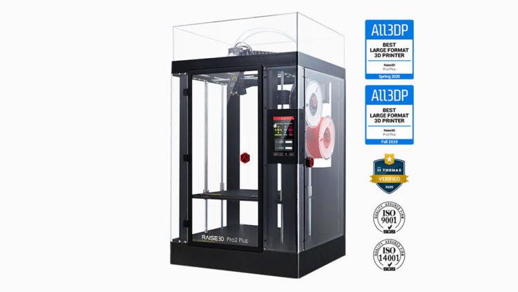 Pro2 Plus Large Format 3D Printer