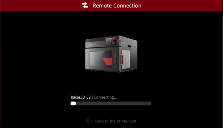 Figure 11 Connecting your printer