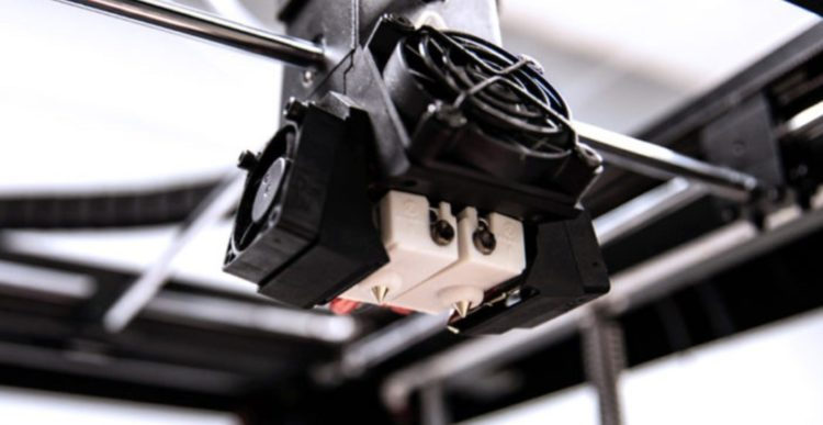 Dual Extruders