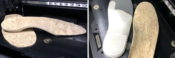 Improving Medical Orthopedic Insoles with 3D Printing