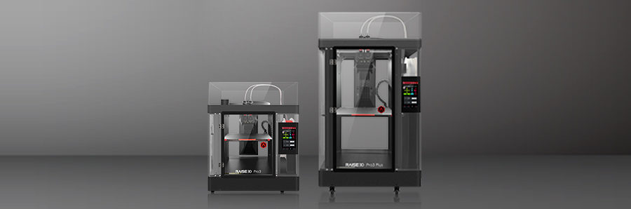 Raise3D Announces the Pro3 Series, a More Intelligent, State-of-the-art, 3D Printer that Addresses the Needs of Small-batch Production