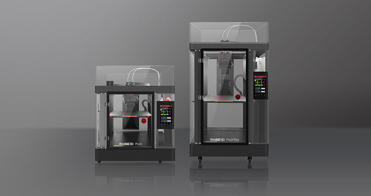 Raise3D Announces the Pro3 Series, a More Intelligent, State-of-the-art 3D Printer